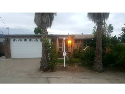 Single Family Home For Sale: 8395 Tommy Drive