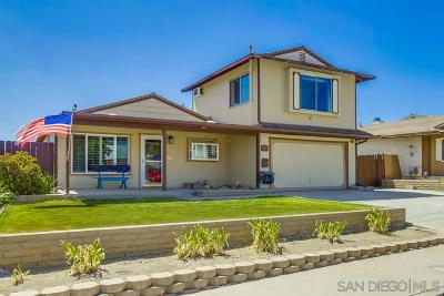 Santee Single Family Home For Sale: 10033 Maple Tree Rd