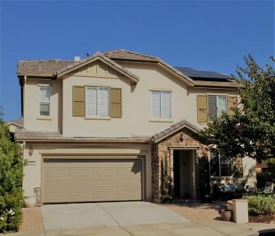 Fallbrook Single Family Home For Sale: 4135 Lake Circle Drive