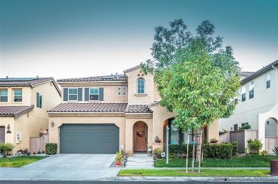 Chula Vista Single Family Home For Sale: 1665 Barbour