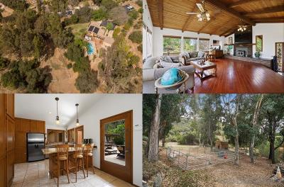 Escondido Single Family Home For Sale: 9151 Mount Israel Rd