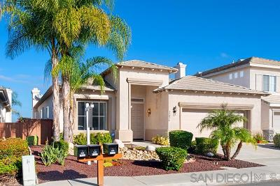 Scripps Ranch Single Family Home For Sale: 11076 Mulgrave Road
