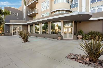 San Diego Attached For Sale: 3740 Park Blvd #418