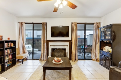 San Diego Attached For Sale: 2232 River Run Dr #201