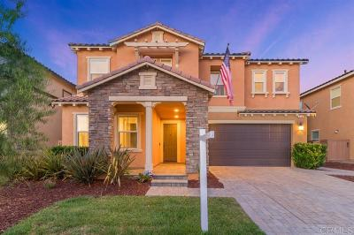 San Marcos Single Family Home For Sale: 938 Hydra Court