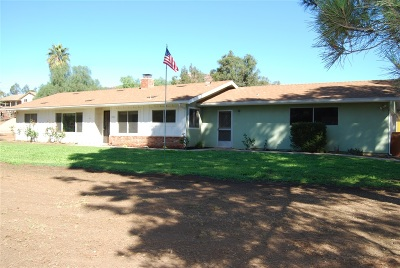 Single Family Home For Sale: 2861 Echo Valley Rd