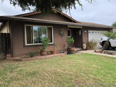 Escondido Single Family Home For Sale: 1180 Roosevelt Street