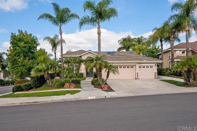 Single Family Home For Sale: 3344 Avenida Obertura