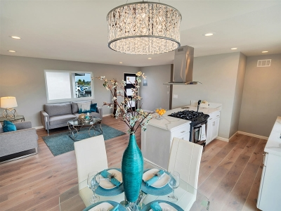 San Diego County Single Family Home For Sale: 1509 Kenalan Dr