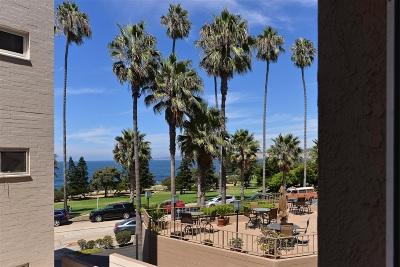 La Jolla Rental For Rent: 1040 Coast Blvd S #103