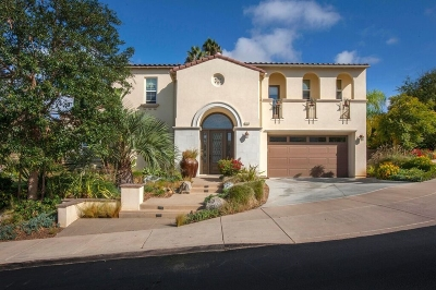 Single Family Home For Sale: 1010 Scarlet Way
