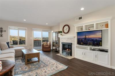 San Diego Attached For Sale: 6371 Rancho Mission Rd #7