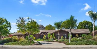 Single Family Home For Sale: 1712 La Valhalla Pl