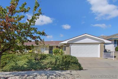 Chula Vista Single Family Home For Sale: 1635 Gotham