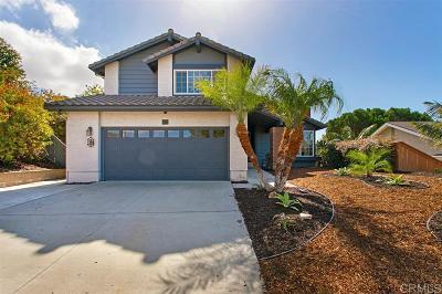Oceanside Single Family Home For Sale: 3557 Seafarer Drive