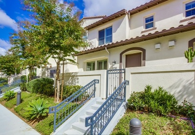 Carlsbad Attached For Sale: 1758 Fairlead Ave