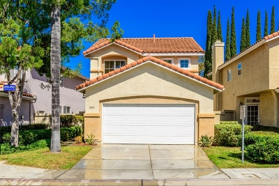 San Diego Single Family Home For Sale: 9559 S Compass Point Dr