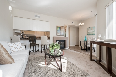 San Diego Attached For Sale: 3666 3rd Ave #103