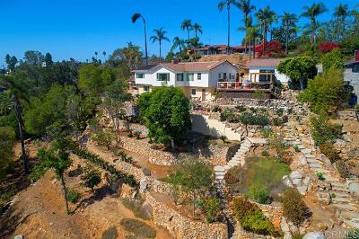La Mesa Single Family Home For Sale: 4786 Mayapan Dr.