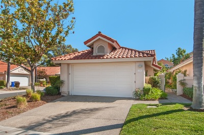 Rancho Bernardo, San Diego Single Family Home For Sale: 11678 Caminito Corriente