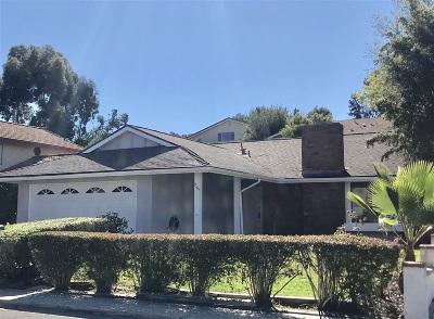Single Family Home For Sale: 9145 Renato St