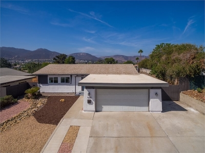 Santee Single Family Home For Sale: 9338 Heiting Ct