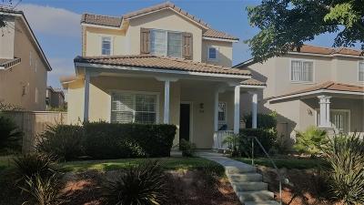 Chula Vista Single Family Home For Sale: 1825 Sebastopol Street