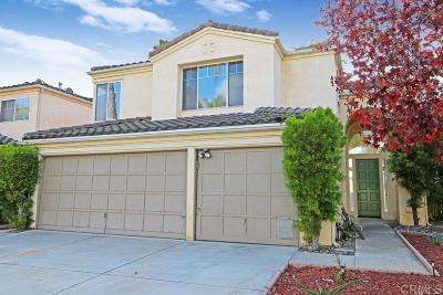 Vista Single Family Home For Sale: 2144 Opal Ridge
