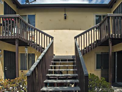 San Diego Multi Family 2-4 For Sale: 4117-4123 Meade