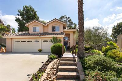 Oceanside Single Family Home For Sale: 489 Sunridge Drive