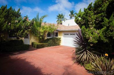 Encinitas CA Single Family Home For Sale: $1,080,000