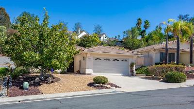 Rancho Bernardo, San Diego Single Family Home For Sale: 18351 Aceituno Street
