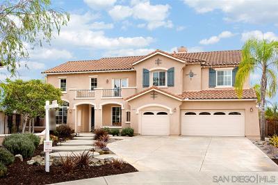 Single Family Home For Sale: 12619 Via Colmenar