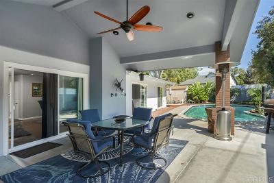 Chula Vista Single Family Home For Sale: 3426 Randy Lane