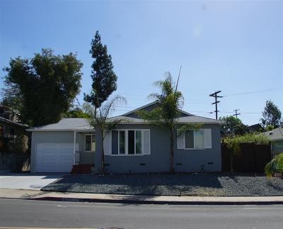 Single Family Home For Sale: 2211 Ralene St