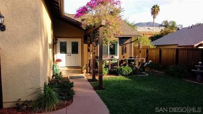 Single Family Home For Sale: 10857 Buggywhip Dr