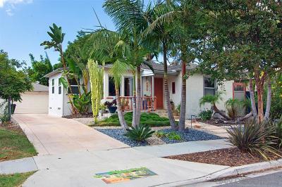 Talmadge, Talmadge/College Area Single Family Home For Sale: 4670 49th St
