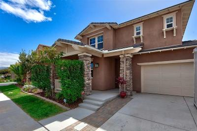 Otay Ranch Single Family Home For Sale: 1758 Webber Way