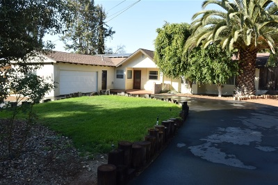 Vista Single Family Home For Sale: 1302 Douglas Drive