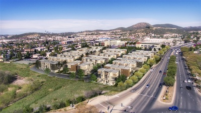 San Marcos Townhouse For Sale: 152-103 N Twin Oaks Valley Road #39