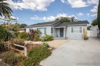 Single Family Home For Sale: 9281 Carthay Cir