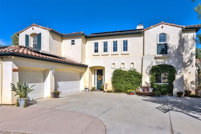 Single Family Home For Sale: 3308 San Pasqual Trl