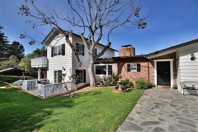 La Jolla Rental For Rent: 7722 E Roseland