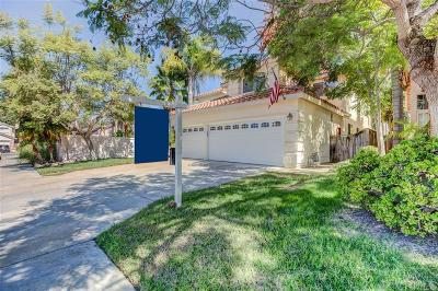 Chula Vista Single Family Home For Sale: 1225 Discovery Bay Dr.