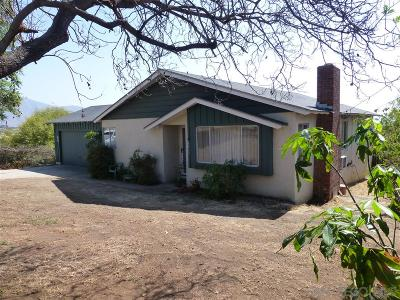Single Family Home For Sale: 8837 Harness Street