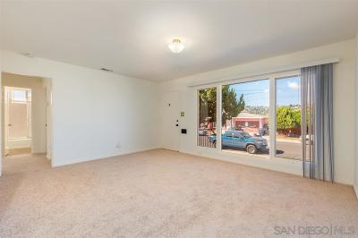 San Diego Single Family Home For Sale: 6649 Cleo St