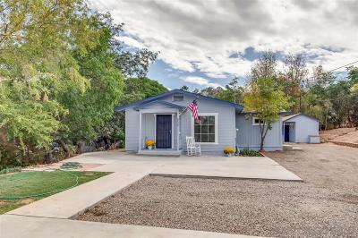 San Diego County Single Family Home For Sale: 9646 Petite Ln