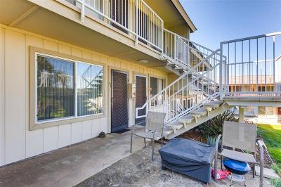 Escondido CA Attached For Sale: $200,000
