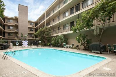 San Diego Attached For Sale: 3535 Monroe Ave #30