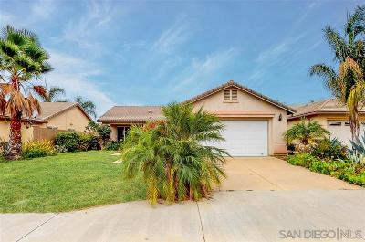 San Diego County Single Family Home For Sale: 825 Socin Ct